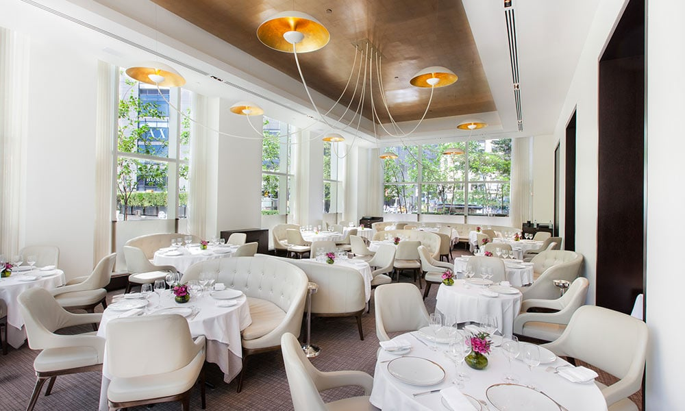 Jean-Georges – New York French Fine Cuisine